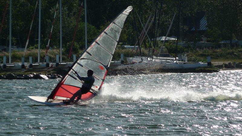 Speedsurfen Wulfener Hals