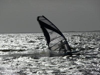 Bodden Surfen