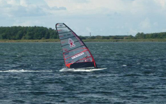 Speedsurfen Orth Fehmarn DM 2012